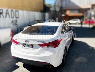Hyundai Elantra Coupe 1.8 GLS usado (2014) color Blanco Crema precio $4.200.000