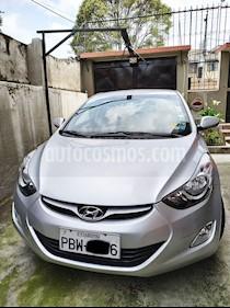 Foto venta Auto usado Hyundai Elantra 1.6 Ac  (2012) color Plata precio u$s17.400
