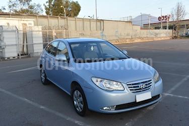 Hyundai Elantra 1.6 GLS  usado (2011) color Celeste precio $4.500.000