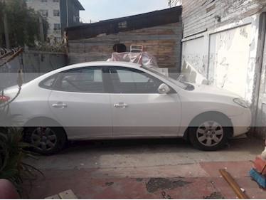 Hyundai Elantra 1.6 GLS  usado (2010) color Blanco precio $3.800.000