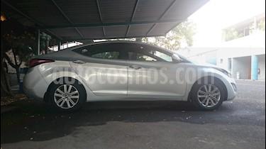 Foto venta Auto usado Hyundai Elantra 1.6 GLS  (2014) color Gris precio $6.500.000