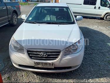 Foto Hyundai Elantra 1.6 GLS  usado (2009) color Blanco precio $3.500.000