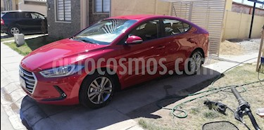 Hyundai Elantra 1.6L AD Premium  usado (2019) color Rojo precio $9.600.000