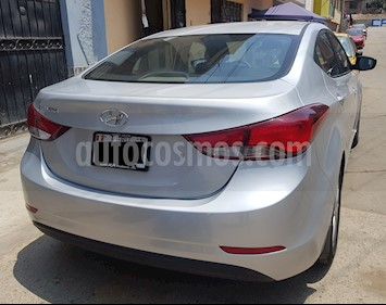 Foto venta Auto usado Hyundai Elantra  1.6L GL Comfort (2015) color Plata precio u$s15,900