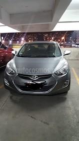 Foto venta Auto usado Hyundai Elantra  1.6L GL Full Aut (2013) color Plata precio u$s11,000