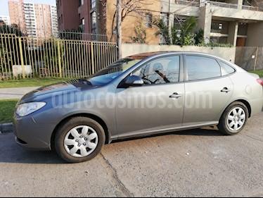 Hyundai Elantra 1.6L GLS Aut usado (2010) color Gris precio $4.100.000
