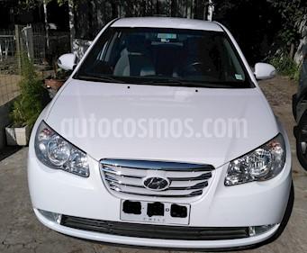 Hyundai Elantra 1.6L GLS Aut usado (2011) color Blanco precio $6.200.000