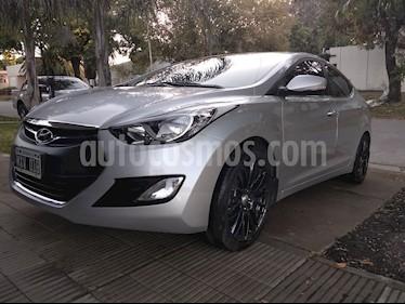 Foto venta Auto usado Hyundai Elantra 1.8 GLS 4P Full Premium Aut (2013) color Plata precio $489.000