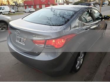 Foto venta Auto usado Hyundai Elantra 1.8 GLS 5P Aut (2014) color Gris Claro precio $475.000