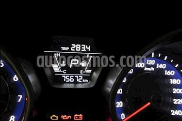 Foto venta Auto usado Hyundai Elantra 4p GLS Premium L4/1.8 Aut (2016) color Azul precio $194,900