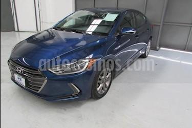 Foto venta Auto usado Hyundai Elantra 4p GLS Premium L4/2.0 Aut (2017) color Azul precio $244,000