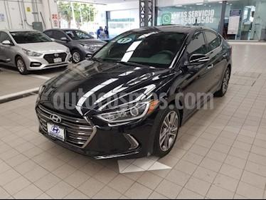 Foto venta Auto usado Hyundai Elantra 4p Limited Tech Navi L4/2.0 Aut (2017) color Negro precio $275,000