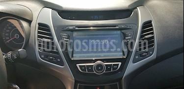 Hyundai Elantra 1.6 GLS Plus Aut   usado (2016) color Gris precio $7.400.000