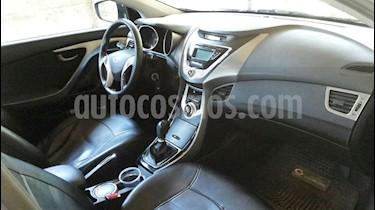 Hyundai Elantra GLS 1.6 Full  usado (2012) color Celeste precio $6.100.000