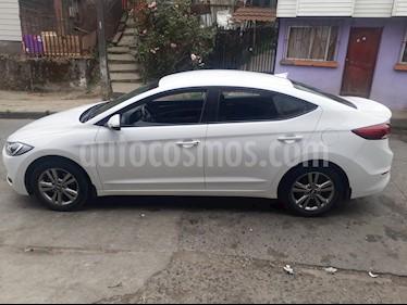 Hyundai Elantra 1.6L GL Ac Smart usado (2018) color Blanco precio $9.500.000
