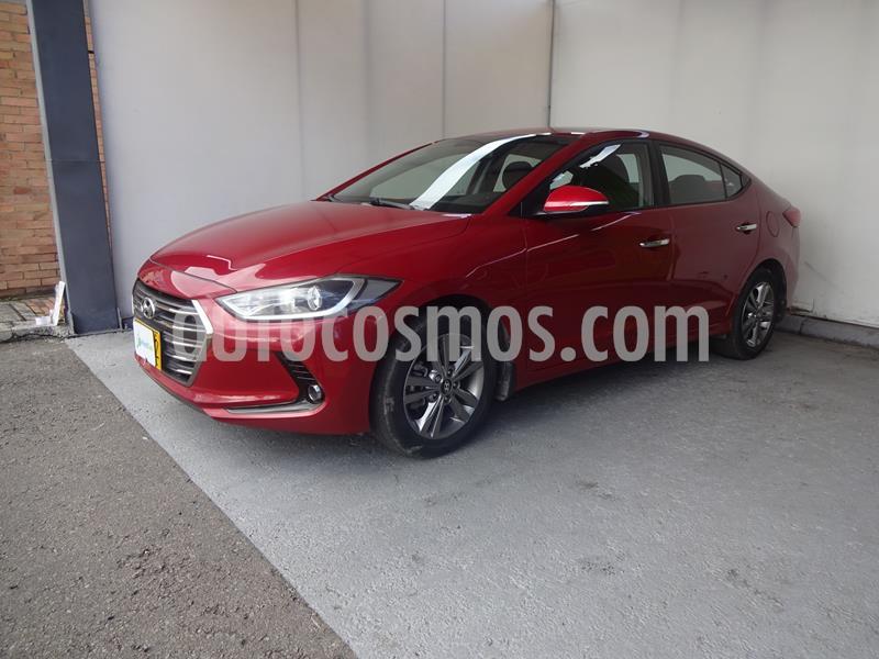 Hyundai Elantra New Elantra GLS 2.0 usado (2017) color Rojo precio $44.990.000