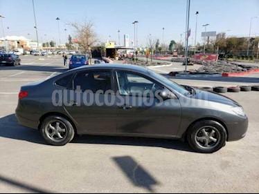 Hyundai Elantra GLS 1.6  usado (2009) color Gris Oscuro precio $3.600.000
