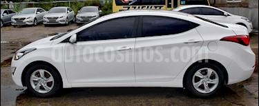 Foto venta Auto usado Hyundai Elantra  GLS 1.6L Aut (2014) color Blanco precio u$s12,700