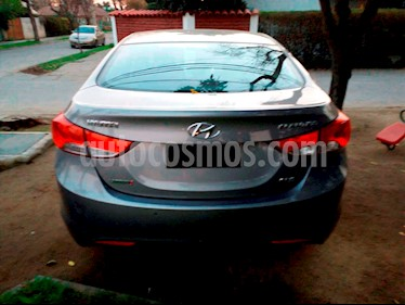 Hyundai Elantra GLS 1.8 Aut Full  usado (2012) color Gris precio $7.200.000