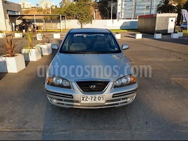Hyundai Elantra GLS 1.8  usado (2005) color Gris Plata  precio $3.000.000