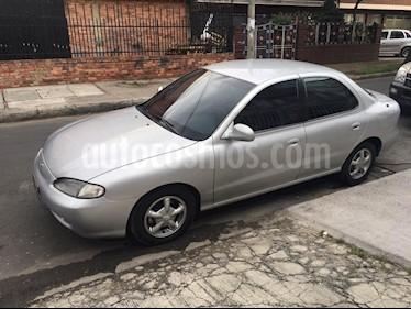 Hyundai Elantra GLS. 1800 cc usado (1997) color Gris precio $9.500.000