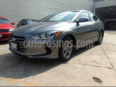 Foto Hyundai Elantra GLS Aut usado (2018) color Gris precio $239,000