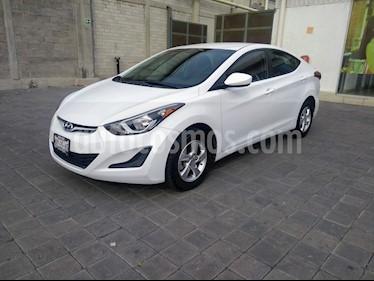 Foto venta Auto usado Hyundai Elantra GLS Aut (2016) color Blanco precio $185,000