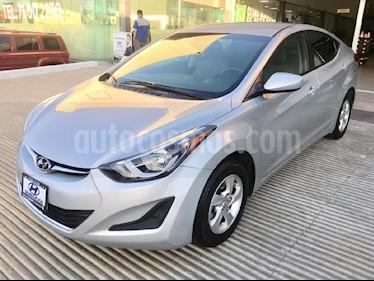 Foto venta Auto Seminuevo Hyundai Elantra GLS Aut (2015) color Plata precio $175,000