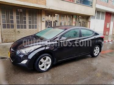 Foto venta Carro usado Hyundai Elantra GLS Lujo 1800 cc (2018) color Negro precio $35.000.000