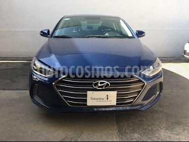 foto Hyundai Elantra GLS Premium Aut usado (2017) color Azul precio $239,000