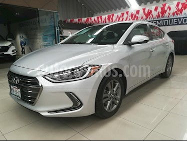 Foto venta Auto usado Hyundai Elantra GLS Premium Aut (2017) color Plata precio $239,000