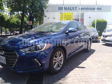 Foto venta Auto usado Hyundai Elantra GLS Premium Aut (2017) color Azul precio $239,000