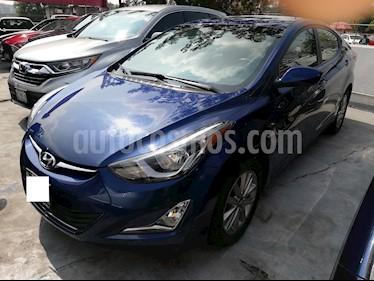 Foto venta Auto usado Hyundai Elantra GLS Premium Aut (2016) color Azul precio $187,000