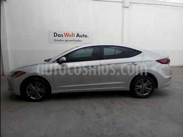 Hyundai Elantra GLS Premium Aut usado (2018) color Plata precio $245,000
