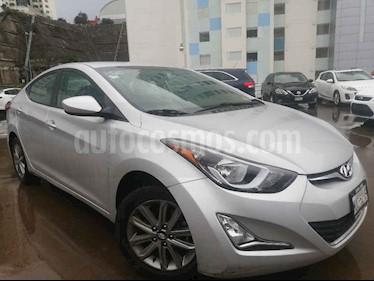 Foto venta Auto usado Hyundai Elantra GLS Premium Aut (2015) color Plata precio $165,000