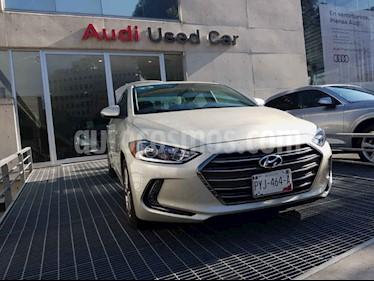 Foto venta Auto usado Hyundai Elantra GLS Premium Aut (2018) color Beige precio $255,000