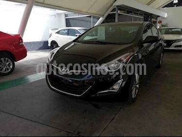 Foto venta Auto usado Hyundai Elantra GLS Premium Aut (2015) color Negro precio $199,000
