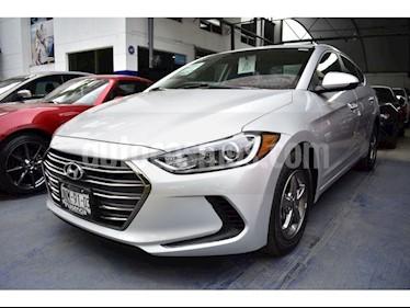 Foto venta Auto Seminuevo Hyundai Elantra GLS TA (2017) color Plata precio $230,000