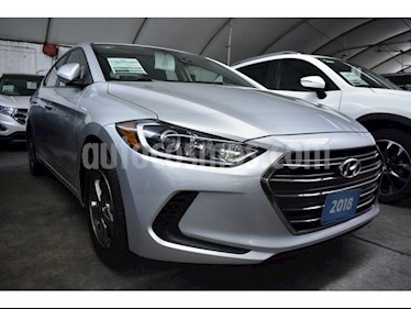 Foto venta Auto Seminuevo Hyundai Elantra GLS TM (2018) color Gris precio $239,000