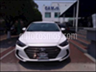 Foto venta Auto usado Hyundai Elantra GLS (2017) color Blanco precio $219,900