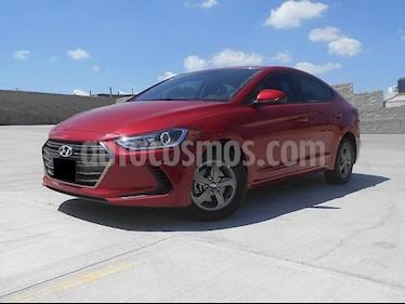 Foto venta Auto usado Hyundai Elantra GLS (2018) color Rojo precio $235,000