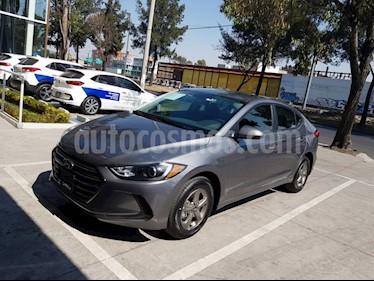 Foto venta Auto usado Hyundai Elantra GLS (2018) color Gris precio $279,700