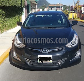 Foto Hyundai Elantra Limited Tech Aut usado (2015) color Negro precio $162,000