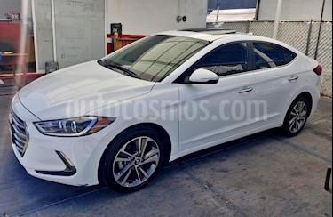 Foto Hyundai Elantra Limited Tech Aut usado (2018) color Blanco precio $298,000