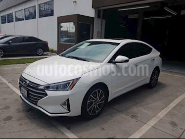Foto Hyundai Elantra Limited Tech Aut usado (2019) color Blanco precio $357,000