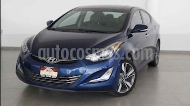 Foto venta Auto usado Hyundai Elantra Limited Tech Navi Aut (2015) color Azul precio $189,000