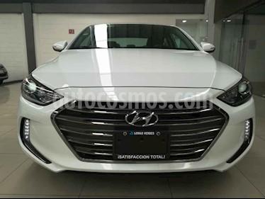 Foto venta Auto usado Hyundai Elantra Limited Tech Navi Aut (2018) color Blanco precio $289,000