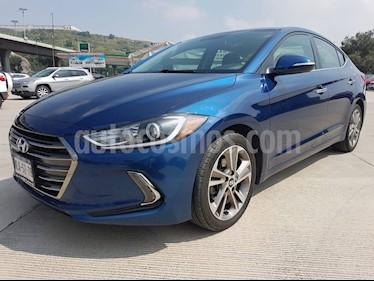 Foto venta Auto usado Hyundai Elantra Limited Tech Navi Aut (2017) color Azul precio $244,000