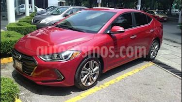 Foto venta Auto usado Hyundai Elantra Limited Tech Navi Aut (2017) color Rojo precio $285,000