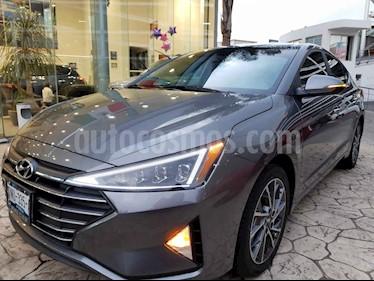 Foto venta Auto usado Hyundai Elantra Limited Tech Navi Aut (2020) color Gris precio $345,000